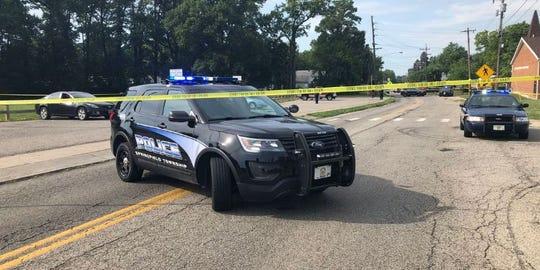 School official: Student shot at Crutchfield Park
