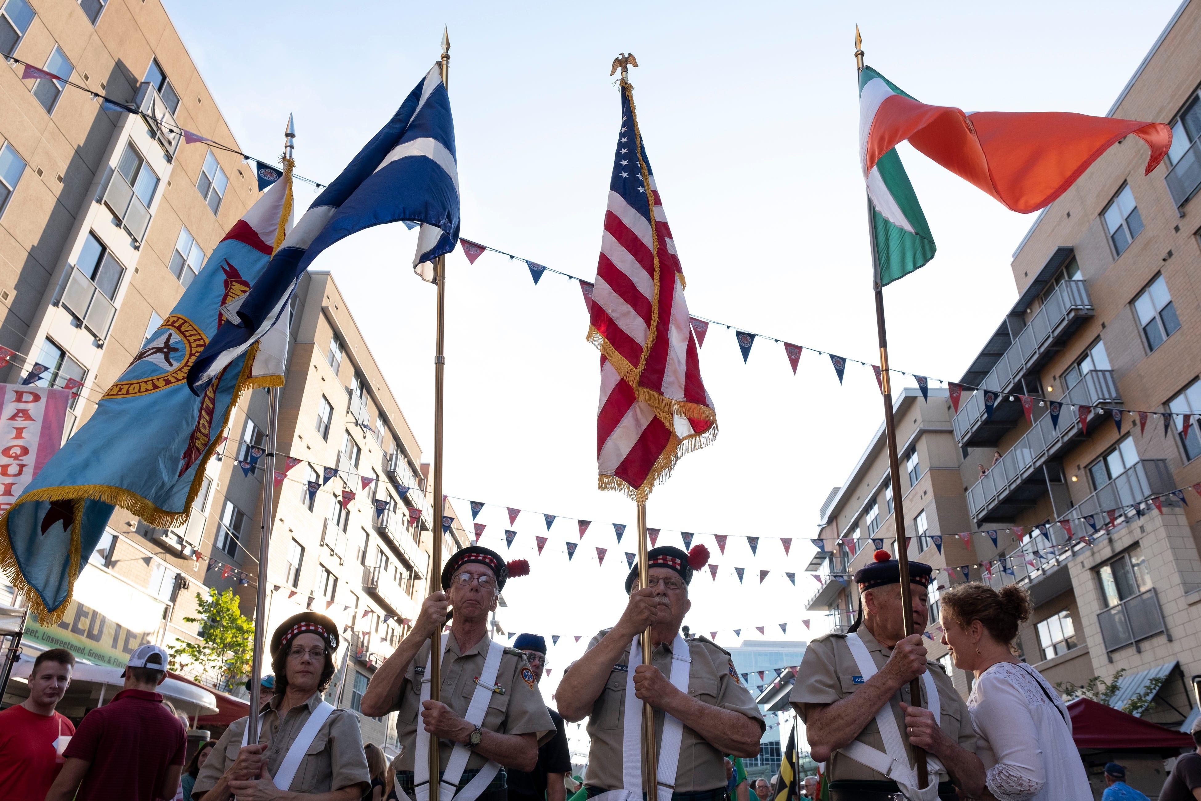 PHOTOS: Cincinnati Celtic Festival Friday, August 16, 2019