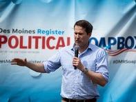 Iowa State Fair: 2020 Democrats swarm to make their case on the Soapbox