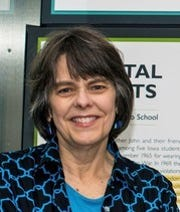 Mary Beth Tinker, 66, made history at 13-years-old after her participation in a Vietnam War protest led to Supreme Court granting public school students First Amendment rights.