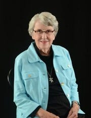 """Mona Kadel Martin, 84, of Davenport, started advocating for women after her editor at the Rock Island Argus fired her when she announced she was pregnant. She would go on to be a state legislator, helping to end """"drive-by deliveries."""" Her effort became a model for national law."""