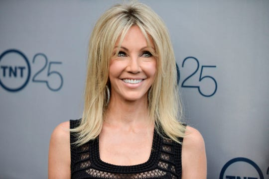 A judge sentenced Heather Locklear to 120 days in jail, but the sentence was stayed pending completion of a substance-abuse treatment program.