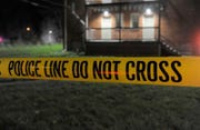 Police said the 43-year-old man was stabbed multiple times at 3:10 a.m. at Petoskey Avenue and Kay Street near Joy Road.