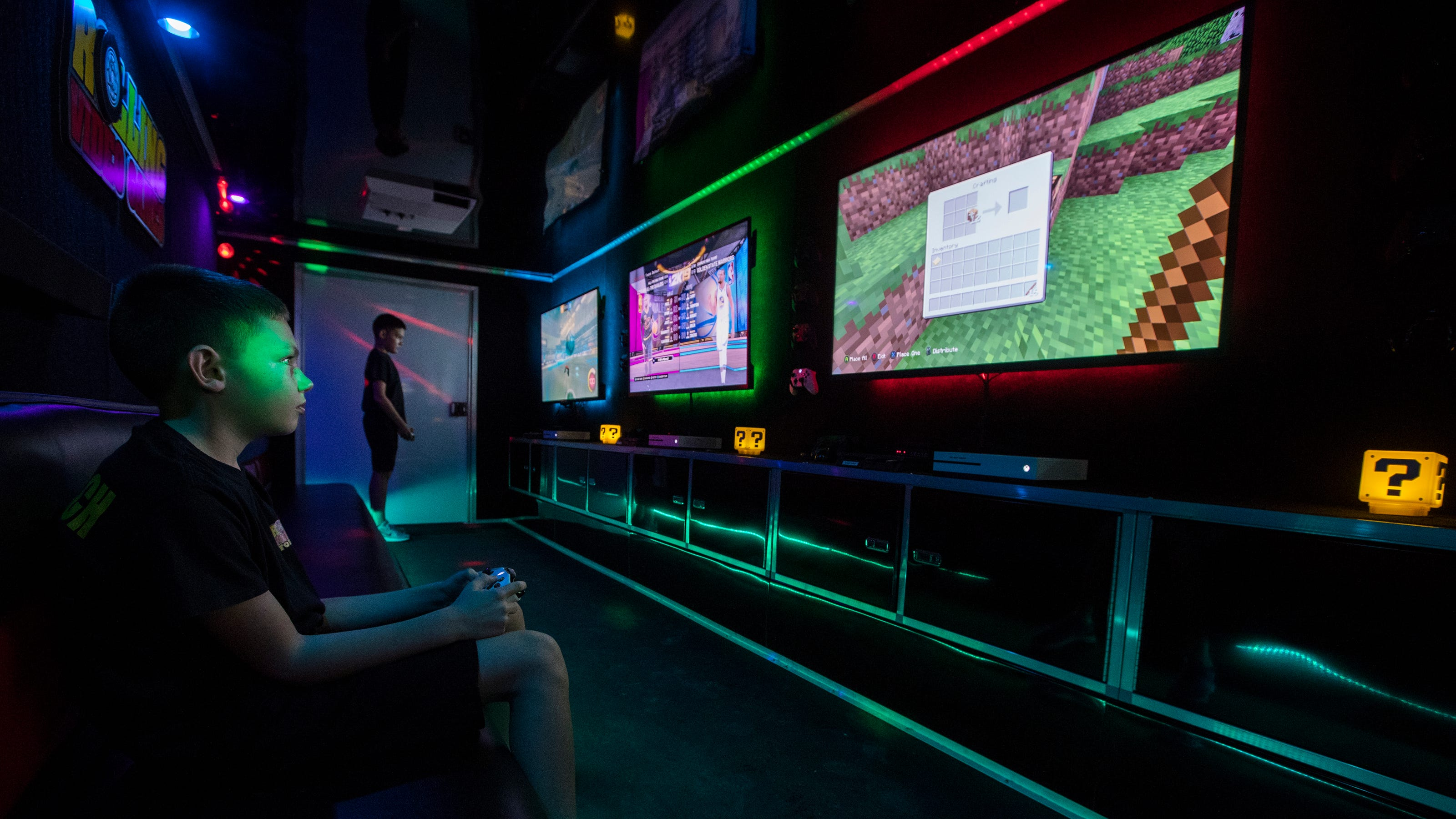 Rolling Video Games Fort Myers Puts Mobile Spin On Console Video Games Youtube's official channel helps you discover what's new & trending globally. rolling video games fort myers puts