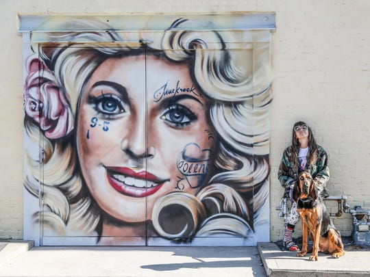 Artist Jules Muck shares secrets of her mural success at