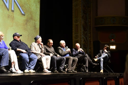 Bob Gunton, who was Shawshank's Warden Norton, recalls memories from the filming of the movie Friday night at the The Renaissance Theatre.