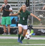 Madison's Phyllis Stanfield scored six goals in two Lady Ram soccer matches including a 4-goal night in a 9-3 win over Wooster.