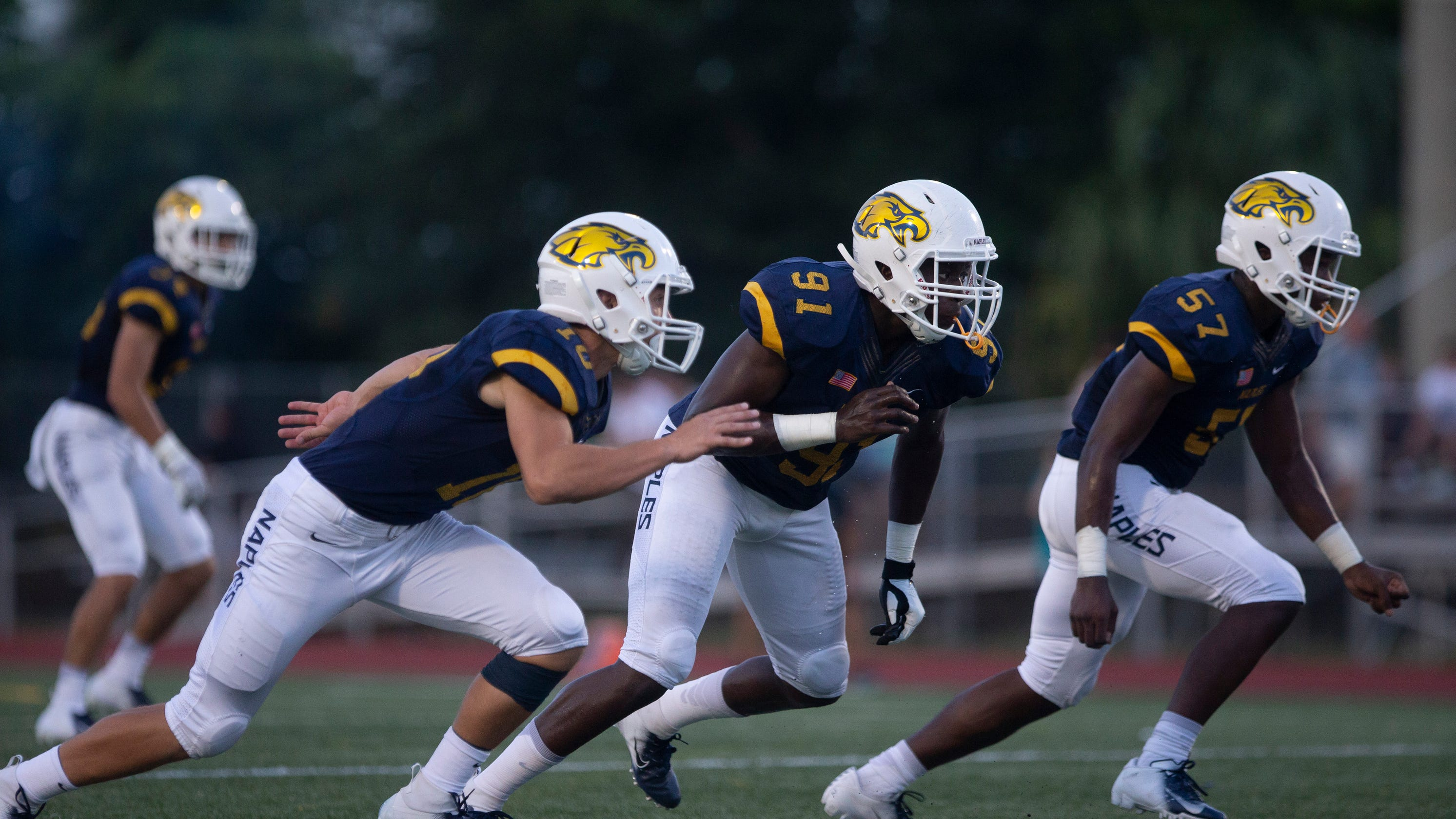 Naples High football preview 2019
