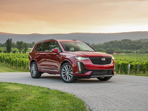 Cadillac engineers incorporated 15 different insulating enhancements to the XT6 crossover, including hush panels in the side doors and noise absorbent shock towers, to help deliver a quiet and comfortable ride.2020 Cadillac XT6 Sport