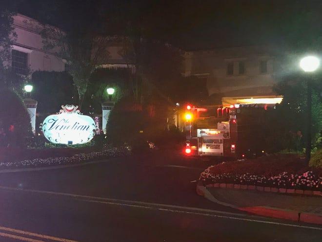 Explosion Injures 3 At The Venetian In Garfield Nj