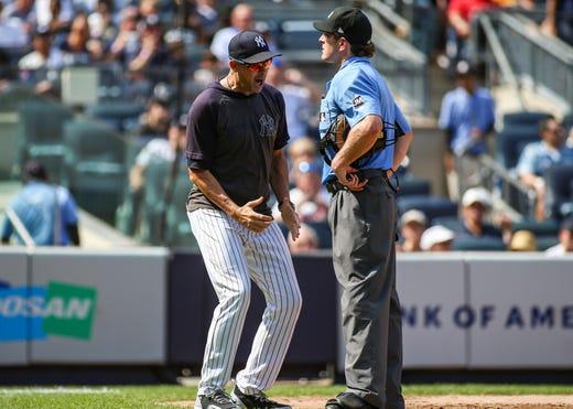 d43a083b9 New York Yankees, Cleveland Indians announce Sunday lineups