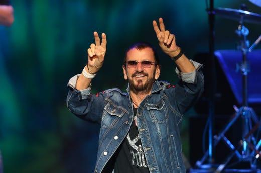 The Beatles Polska: Ringo Starr zagrał na Bethel Woods z okazji 50. rocznicy festiwalu Woodstock