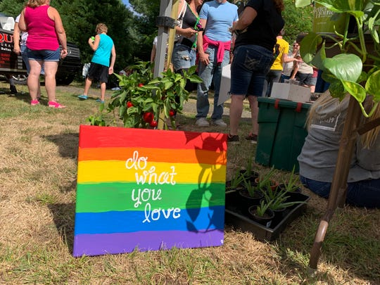 Falls City celebrated the first city-sanctioned Falls City Pride event on Aug. 17, 2019. The event has been going on for five years.