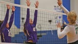 Highlights from Saturday's Bracket Play at the Nita Vannoy Memorial Volleyball Tournament