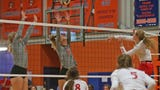Highlights from pool play Friday, Aug. 16, 2019, in the Nita Vannoy Memorial Volleyball Tournament in San Angelo, Texas