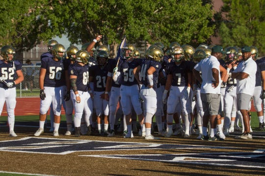 Snow Canyon is facing a triple-option team for the second game in a row against Shadow Ridge.