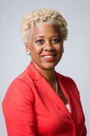 Michelle Ferrier, dean of the School of Journalism &  Graphic Communication, Florida A&M University.