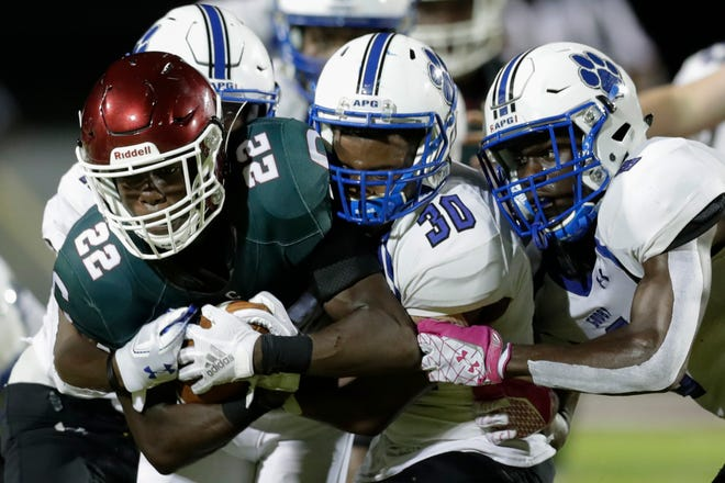 Chiles hosted Godby for a preseason game at Chiles High School Friday, August 16, 2019.