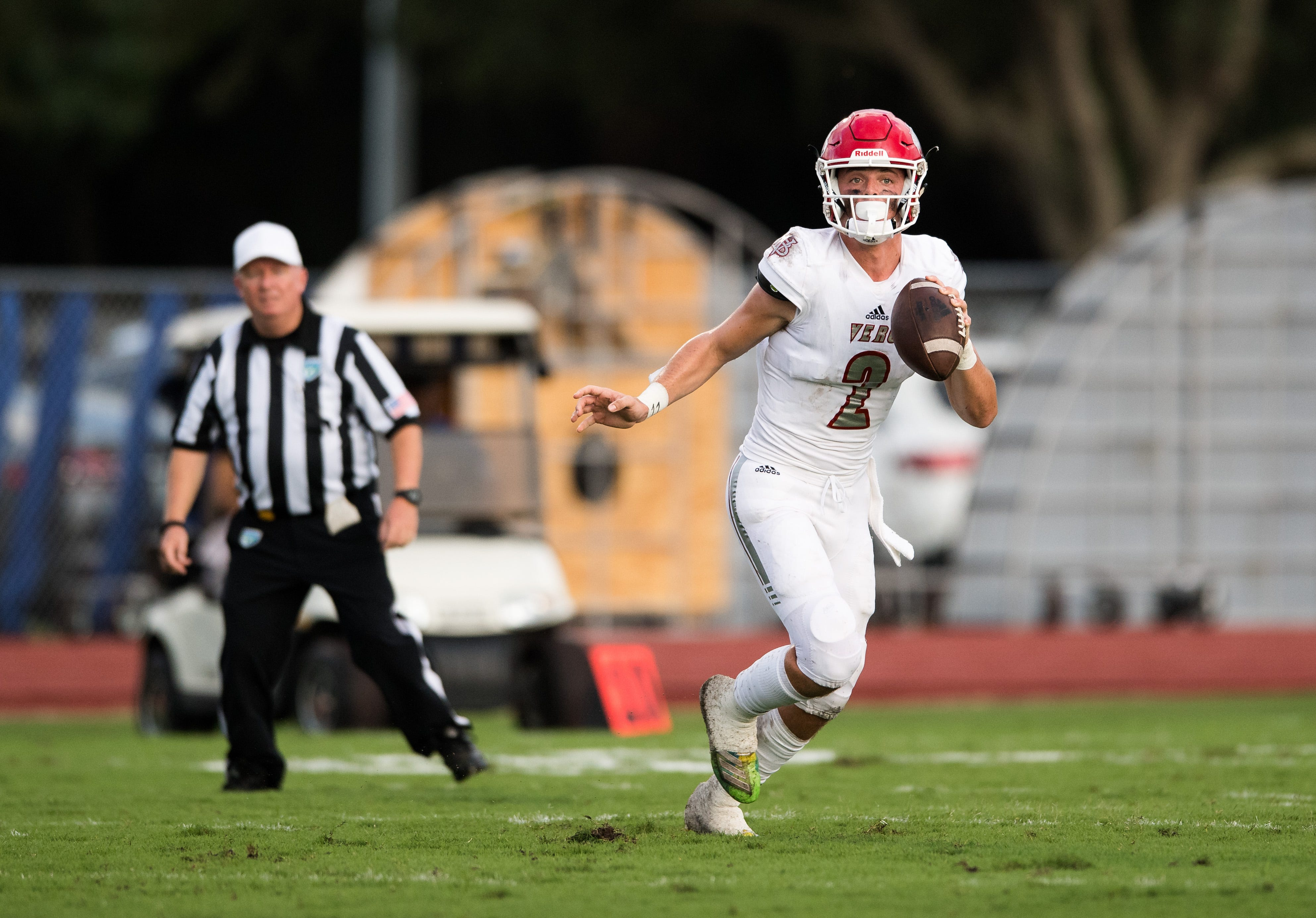 Vero Beach Qb Ryan Jankowski On What It S Like To Being The Coach Son