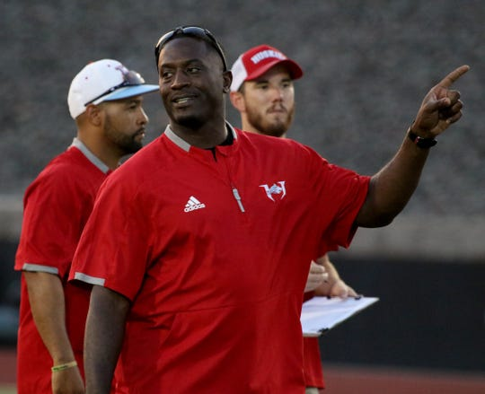 Antonio Wiley is heading into his second season as head coach of the Hirschi Huskies, who will play on Thursday three times this season.