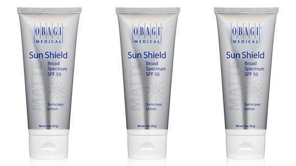 The sun may be out, but your skin should be safe.