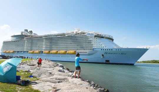 Royal Caribbean has modified the itineraries of the Port Canaveral-based Harmony of the Seas  from an Eastern to Western Caribbean route.
