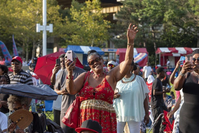 The 33rd annual Black Family Reunion takes place Friday-Sunday at Fountain Square and Sawyer Point Park.