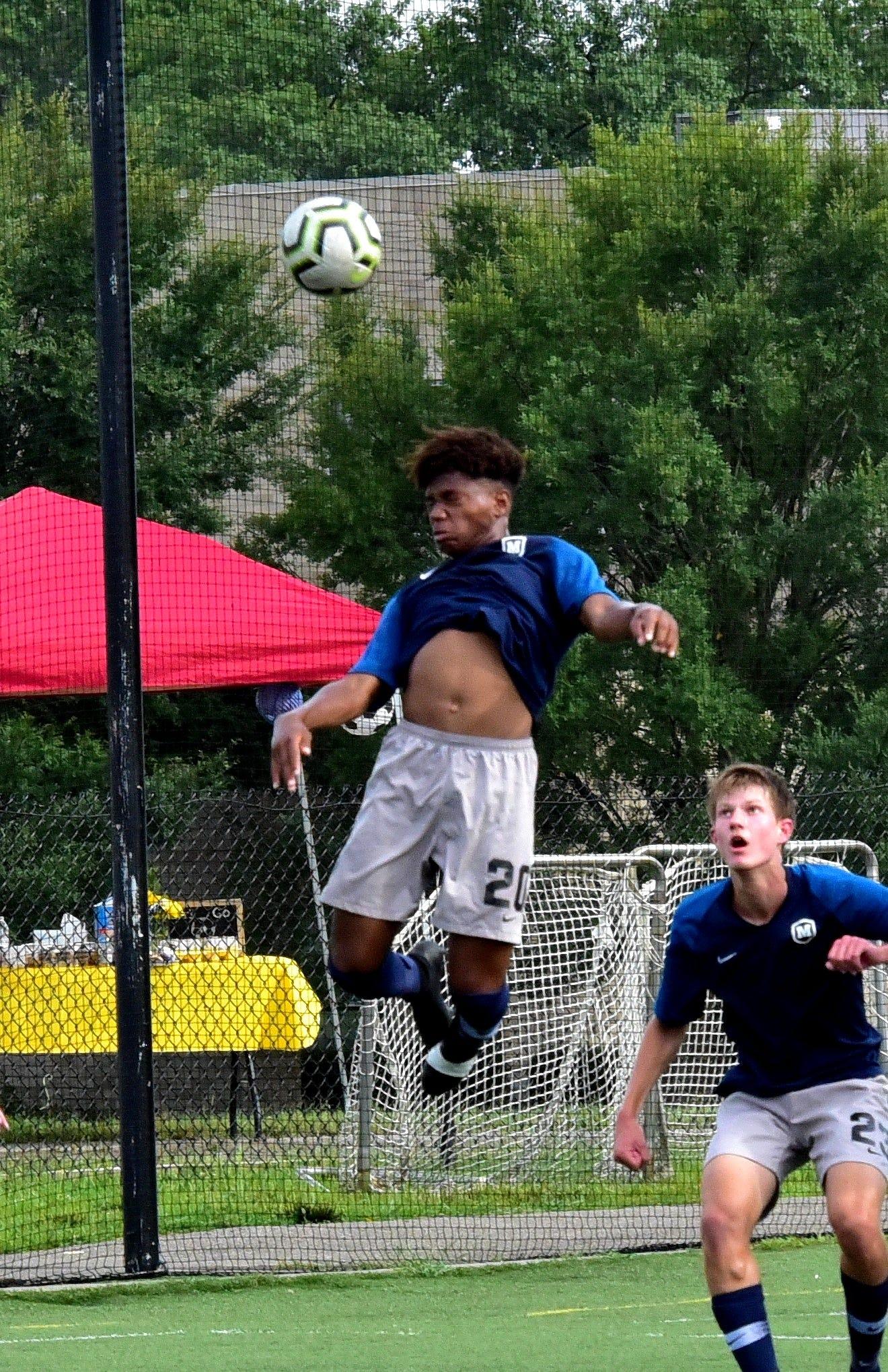 PHOTOS: Moeller boys soccer 1, Loveland 0, Aug. 17