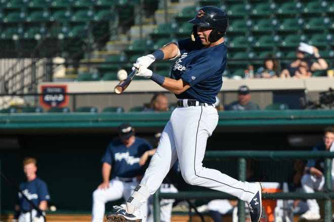 Kody Clemens has 11 home runs for the Lakeland Flying Tigers.