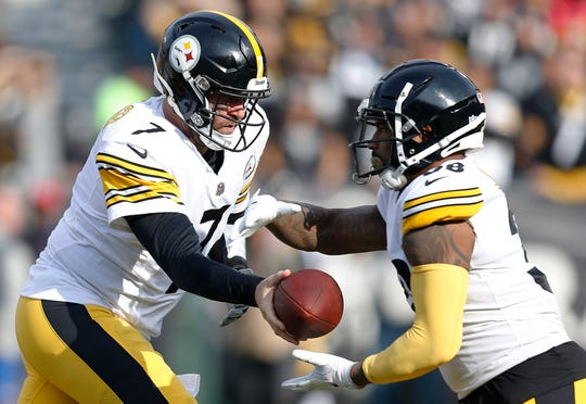Ben Roethlisberger and the Steelers take on Tom Brady and the Patriots in Week 1 of the NFL season.