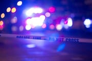 Between the 9 p.m. hour of Saturday and the 5 a.m. hour of Sunday, Detroit police investigated at least six shooting scenes involving eight victims, including one homicide.