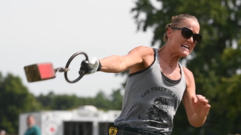 The 2019 South West Indiana Hadi Highland Games held at Evansville's Angel Mounds Historic Site Saturday, August 17, 2019.