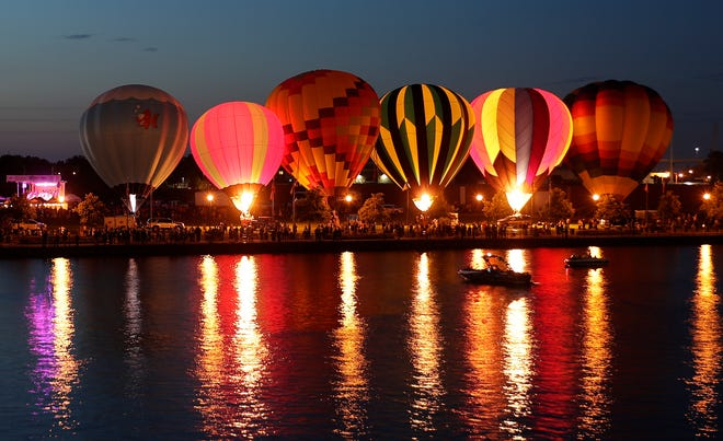 The first igNight Market of 2021 will be Aug. 21 and will feature a balloon glow at Leicht Memorial Park.