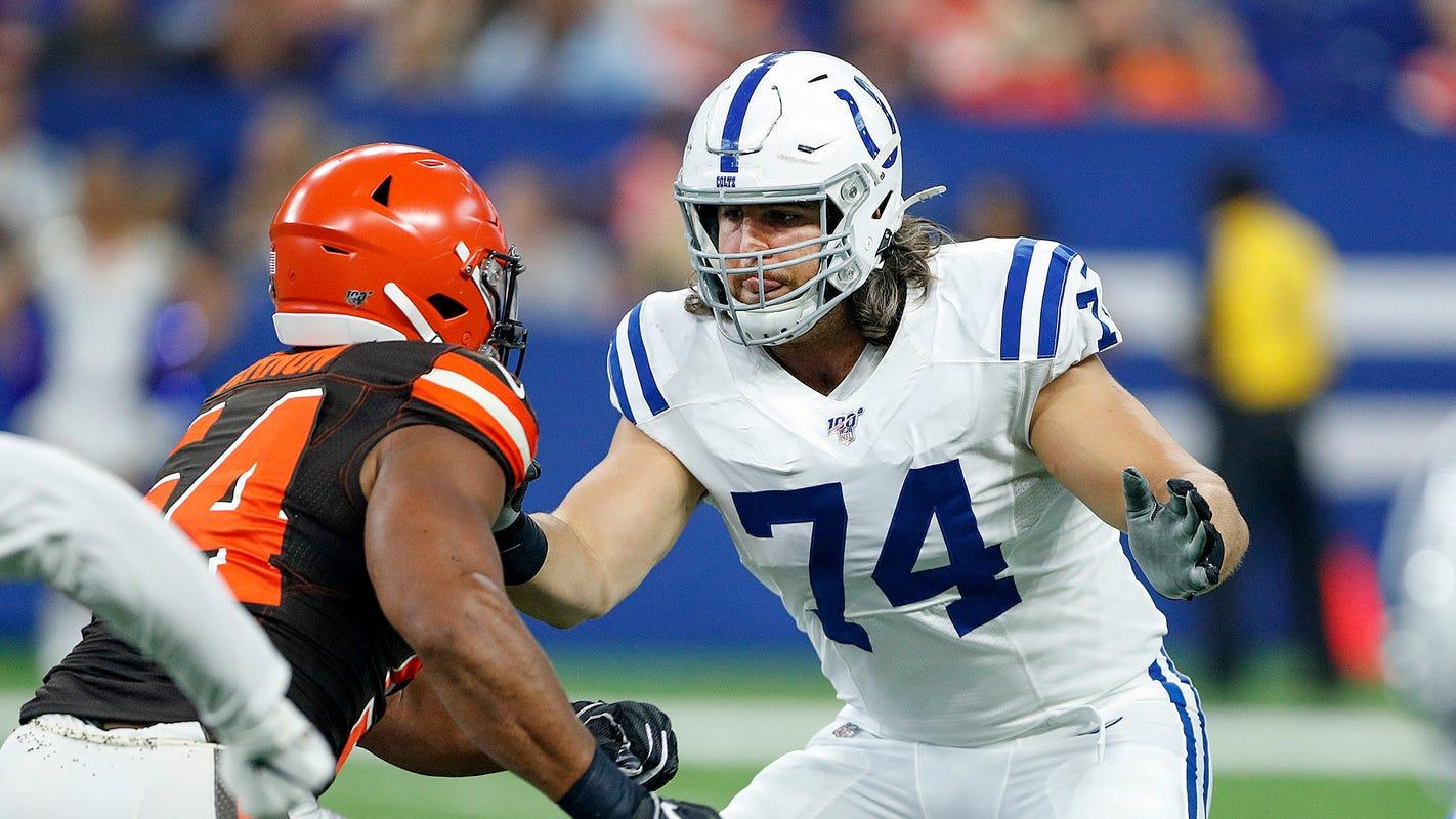 Indianapolis Colts Bleacher Report Latest News Scores