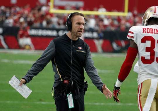 New Ohio State co-defensive coordinator and secondary coach Jeff Hafley spent the last seven years in the NFL.