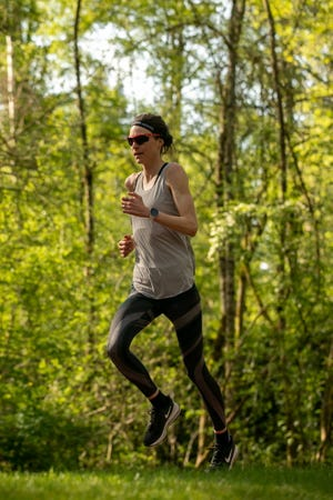 Waukesha native Gwen Jorgensen is focused on competing in the marathon at the 2020 Olympic Games.
