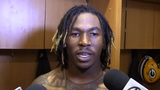 Packers running back Jamaal Williams discusses the importance of practice reps in his third year compared to his rookie year.