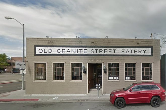 Old Granite Street Eatery, the downtown Reno restaurant housed in a 1940 building, is opening a sister spot, Granite Street Pub, in the Outlets at Legends mall in Sparks.