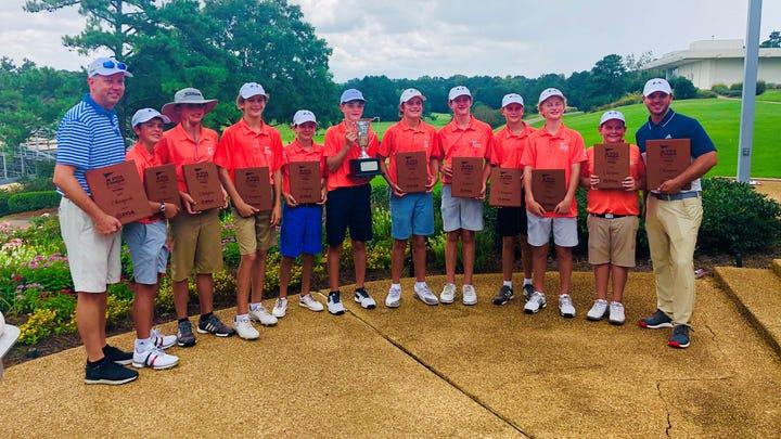 Golf notes: Team Shreveport takes sectional title in PGA Junior League