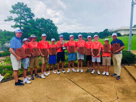 Team Shreveport won a sectional event for the PGA Junior League on Sunday. The team is one step from a return trip to Nationals.