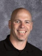Nate Rudolph, Sauk Rapids-Rice middle school principal