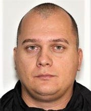 Yuriy Bruks is suspected of killing his wife in Cheektowaga, New York.