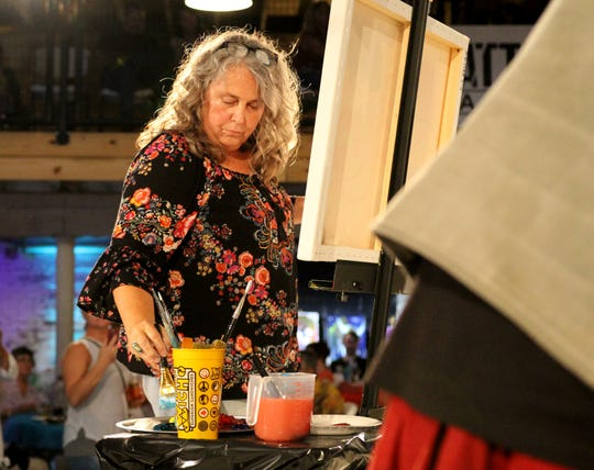 ART BATTLE WICHITA FALLS: 6 to 9 p.m. Nov 9. Doors open at 5 p.m. The Warehouse, 1401 Lamar. $15 to $20 at Eventbrite.com. Wichita Falls Art Association presents an art tournament where artists paint pieces in 20 minutes.