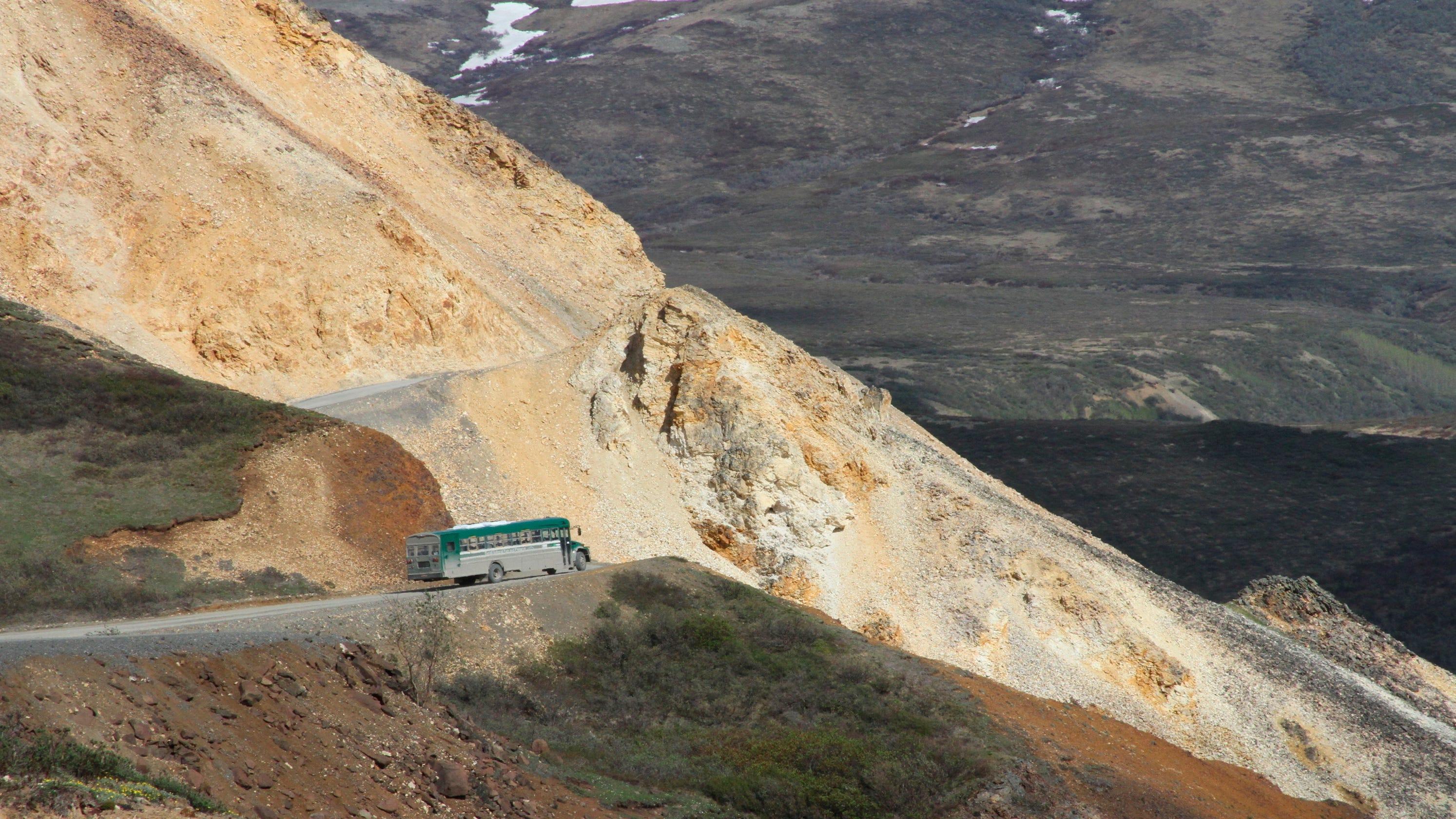 Hundreds of stranded tourists returned to safety: Denali National Park road reopens