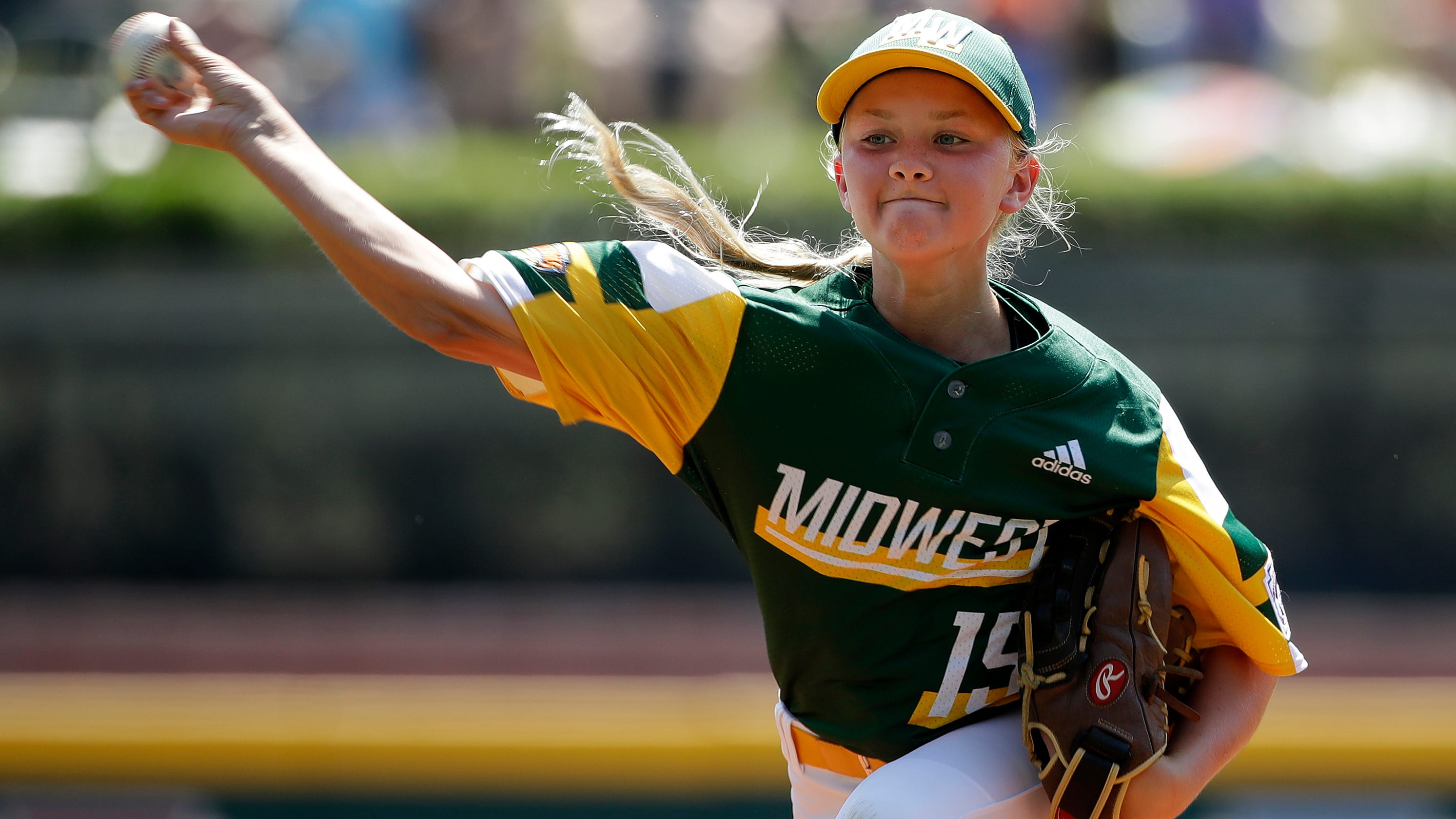 Little League World Series: Maddy Freking makes some history