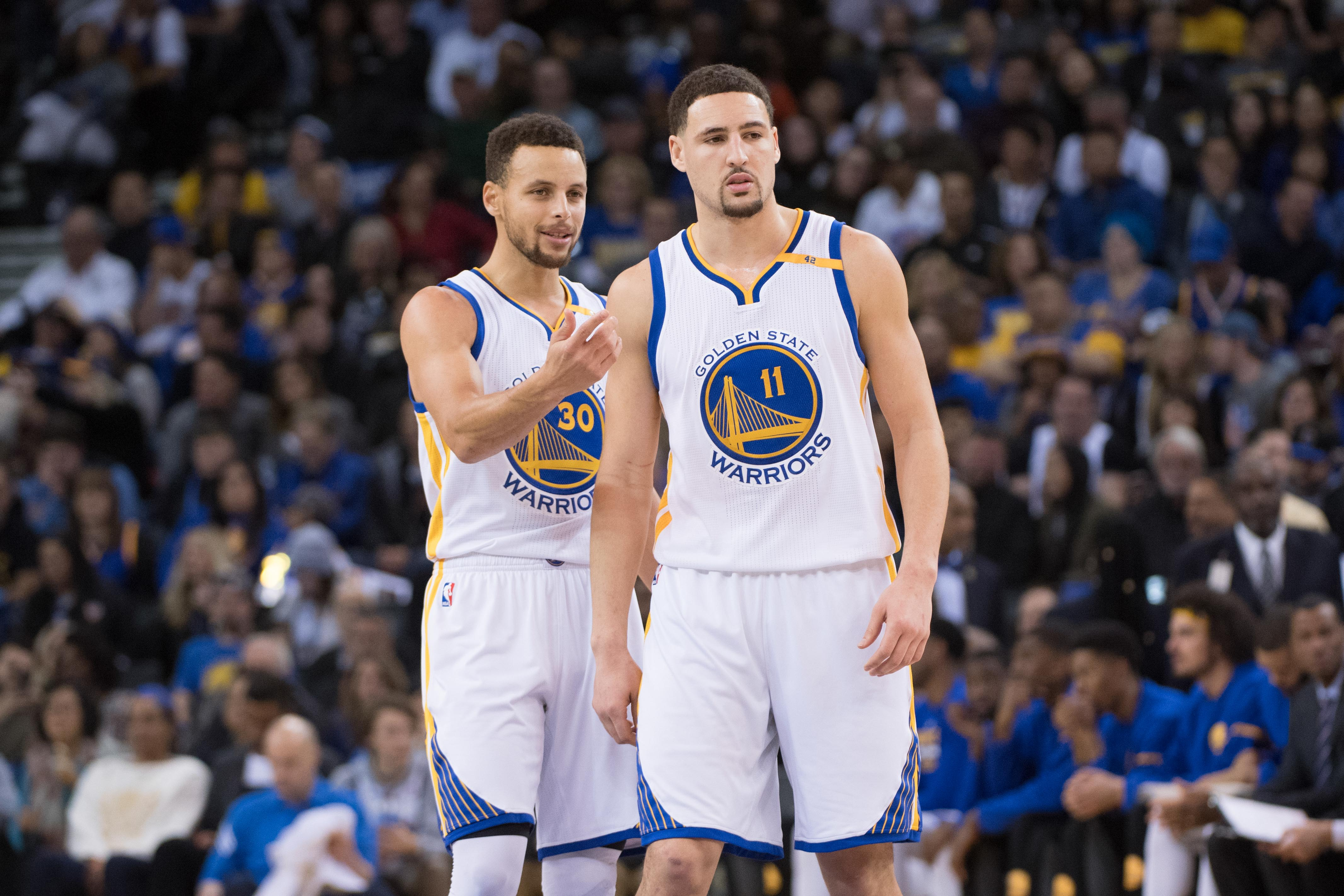 Warriors: Will Klay Thompson's legacy forever be tied to Steph Curry's?