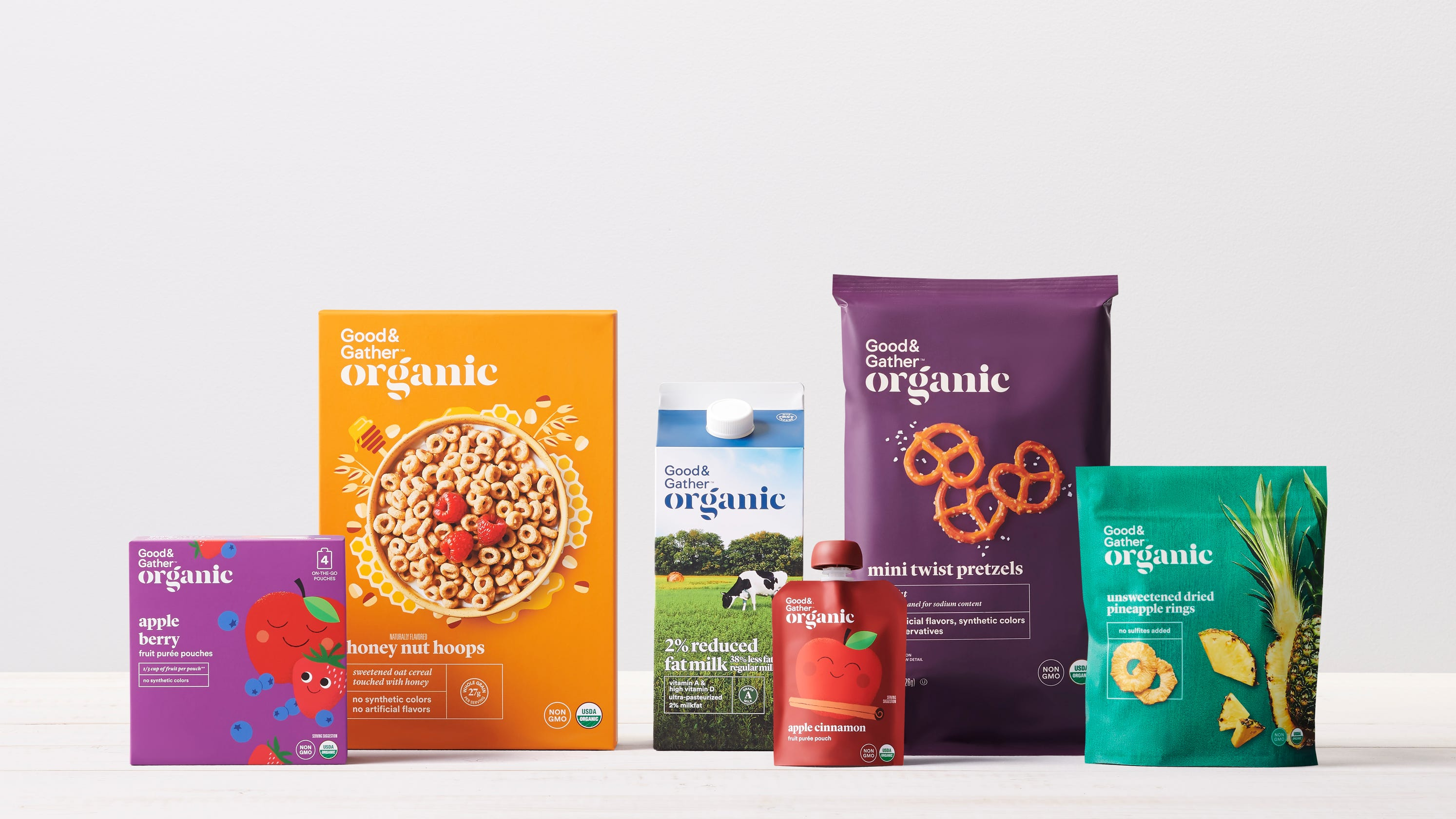 Target set to launch its own food brand in September Good