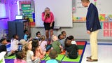 First day nerves overcome quickly at Anderson schools