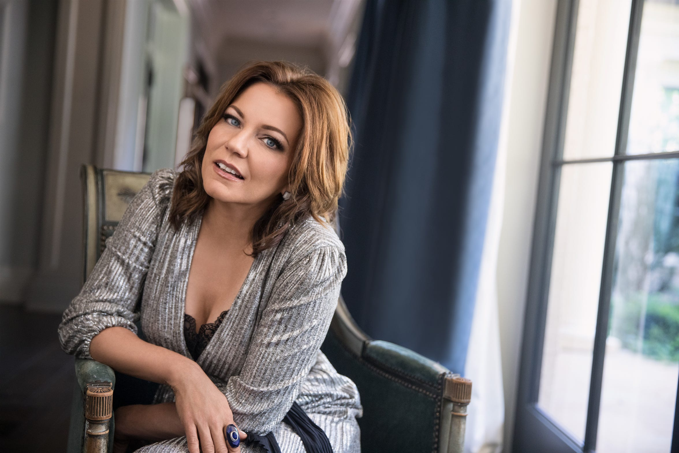 Martina McBride will make her third appearance in Abilene when she performs Thursday, Aug. 29 at the annual West Texas Rehabilitation Center summer dinner show.