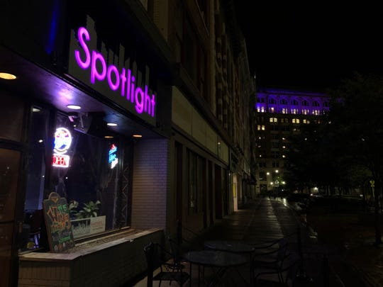 Spotlight Bar & Grill is at 73 Court St. in Binghamton.